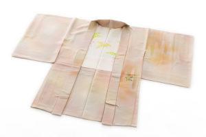 人間国宝 福田喜重作 刺繍羽織のサブ2画像