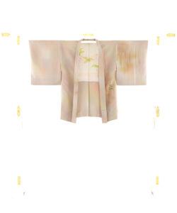 人間国宝 福田喜重作 刺繍羽織のサブ1画像