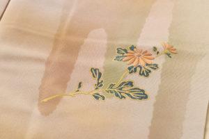 人間国宝 福田喜重作 刺繍羽織のサブ6画像