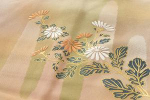 人間国宝 福田喜重作 刺繍羽織のサブ7画像