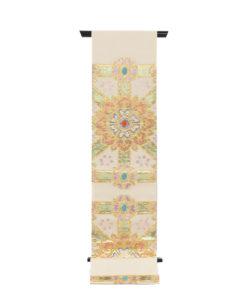龍村平蔵製 袋帯「小蜀江文錦」のメイン画像
