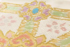 龍村平蔵製 袋帯「小蜀江文錦」のサブ3画像