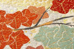 龍村平蔵製 丸帯「雲錦にしき」のサブ2画像