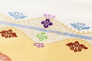 龍村平蔵製 袋帯「天竺祭馬錦」のサブ3画像