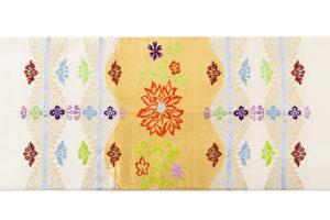 龍村平蔵製 袋帯「天竺祭馬錦」のサブ4画像