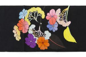 龍村平蔵製 夏袋帯「がくあぢさい」のサブ5画像