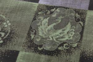 大島紬 着物「正倉院市松」のサブ5画像