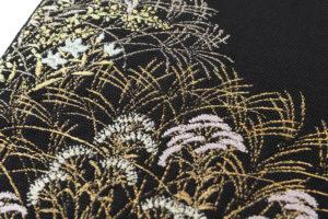 龍村平蔵製 夏袋帯「源氏たかまど錦」のサブ3画像