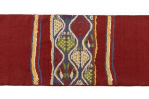 龍村平蔵製 袋帯「コプト葡萄段文」のサブ4画像