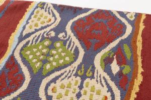 龍村平蔵製 袋帯「コプト葡萄段文」のサブ5画像